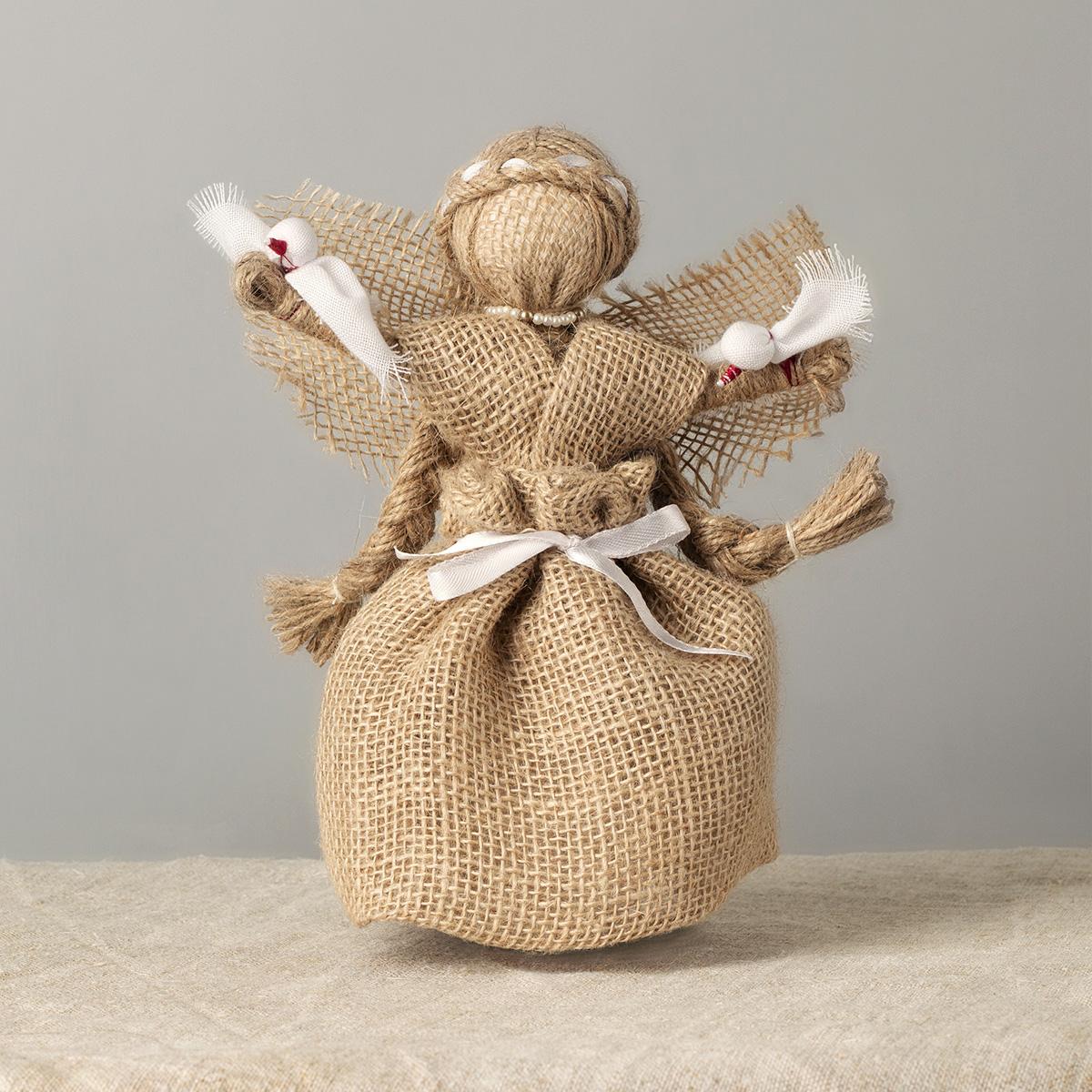 Guardian angel Motanka Doll
