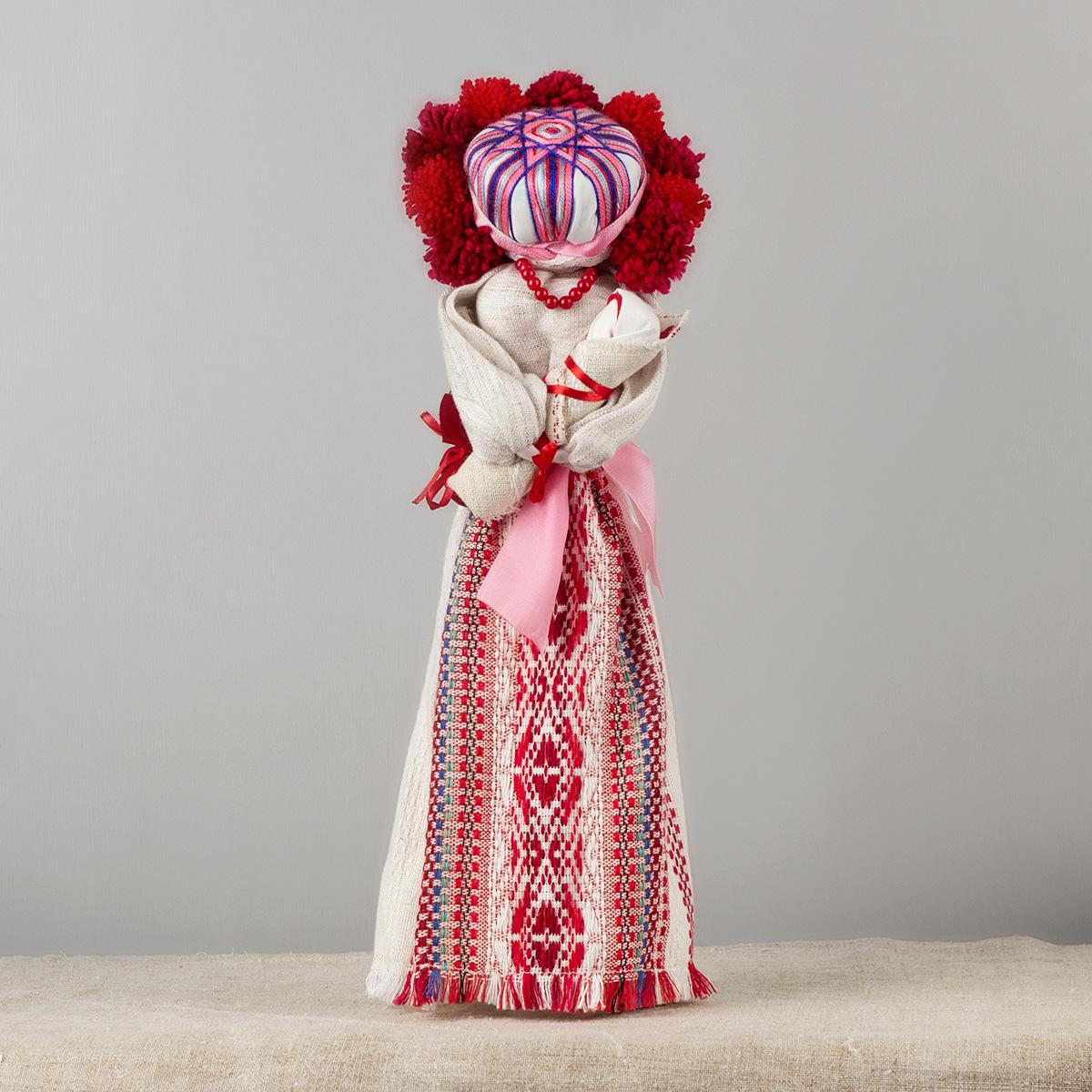 Family Keeper Motanka Doll