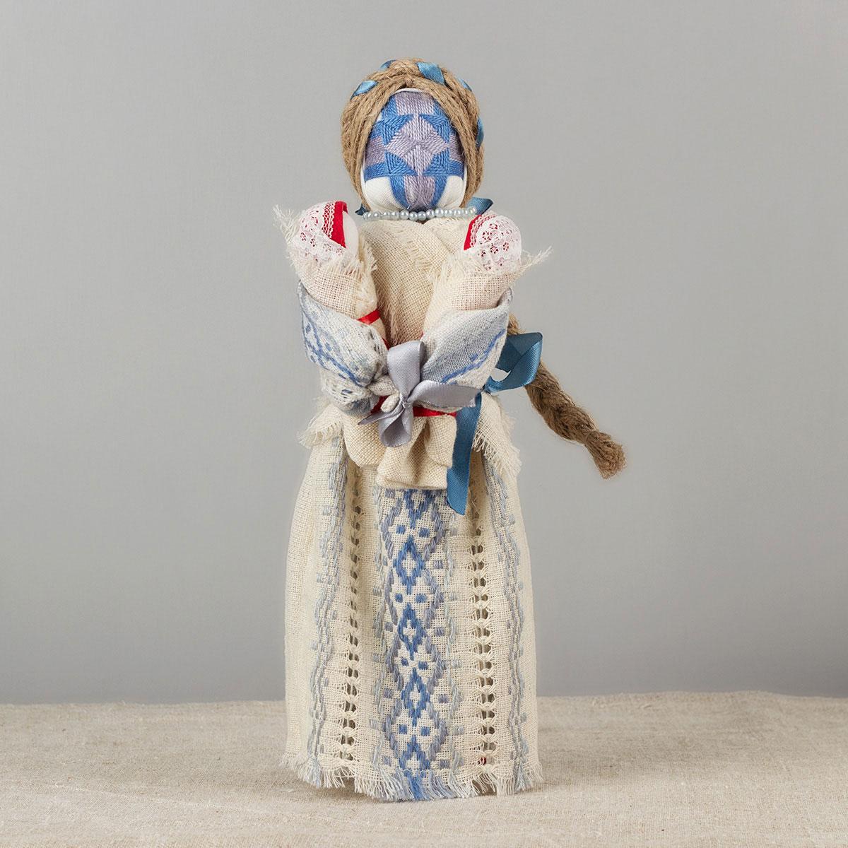 Double profit Motanka Doll