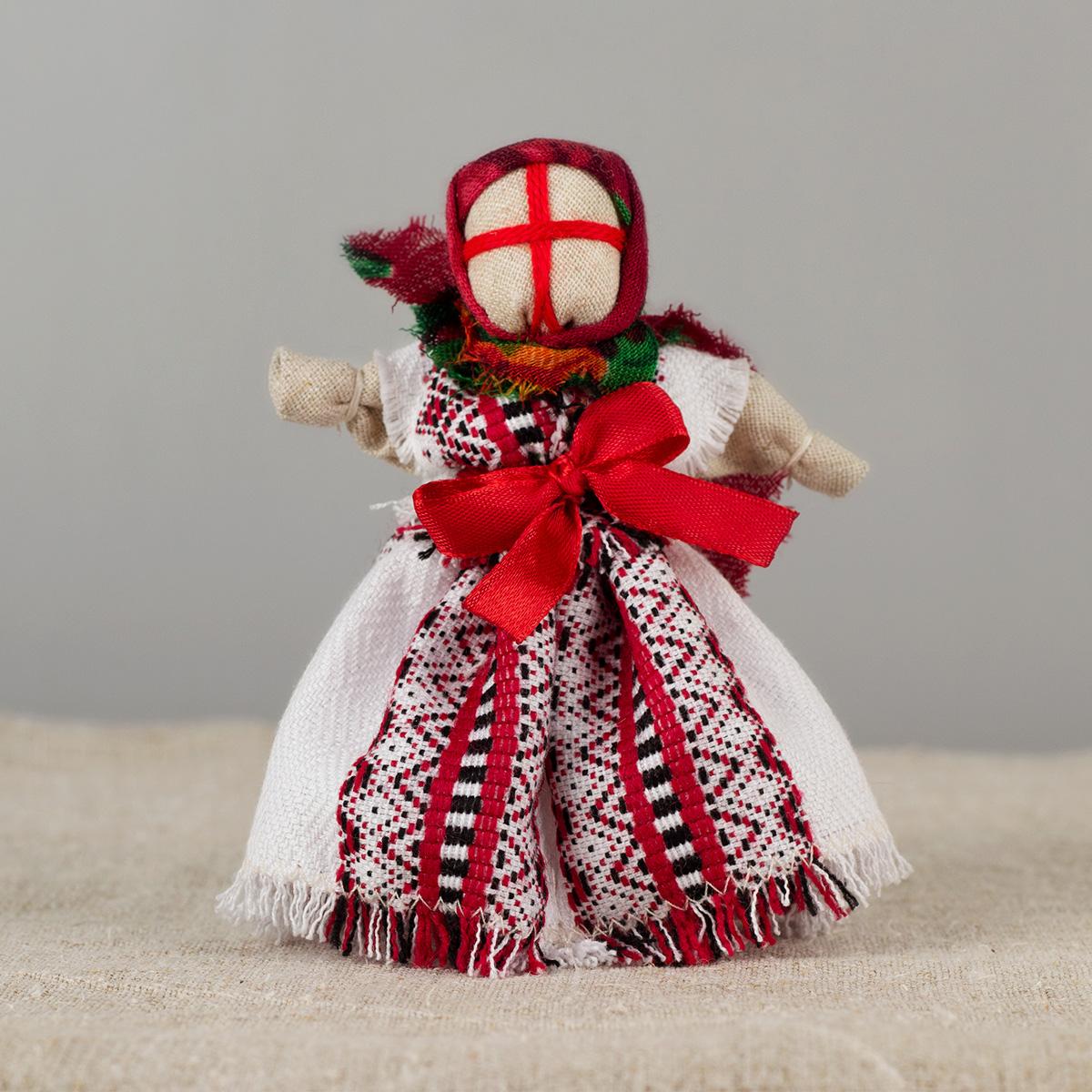 Mana intuition Motanka doll