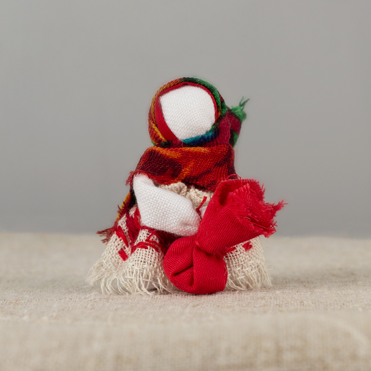 Traveler Motanka Doll