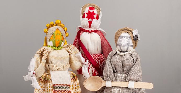 Motanka dolls