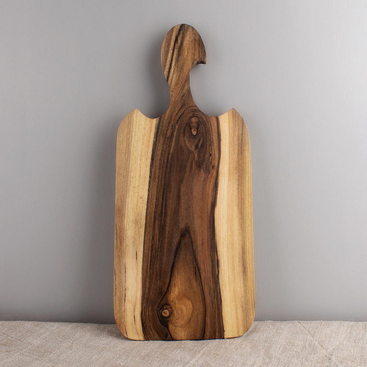 Walnut wood chopping board