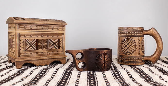 Wooden Products for Home