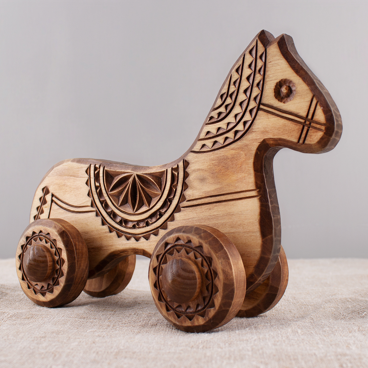 """Wooden toy """"Horse"""""""