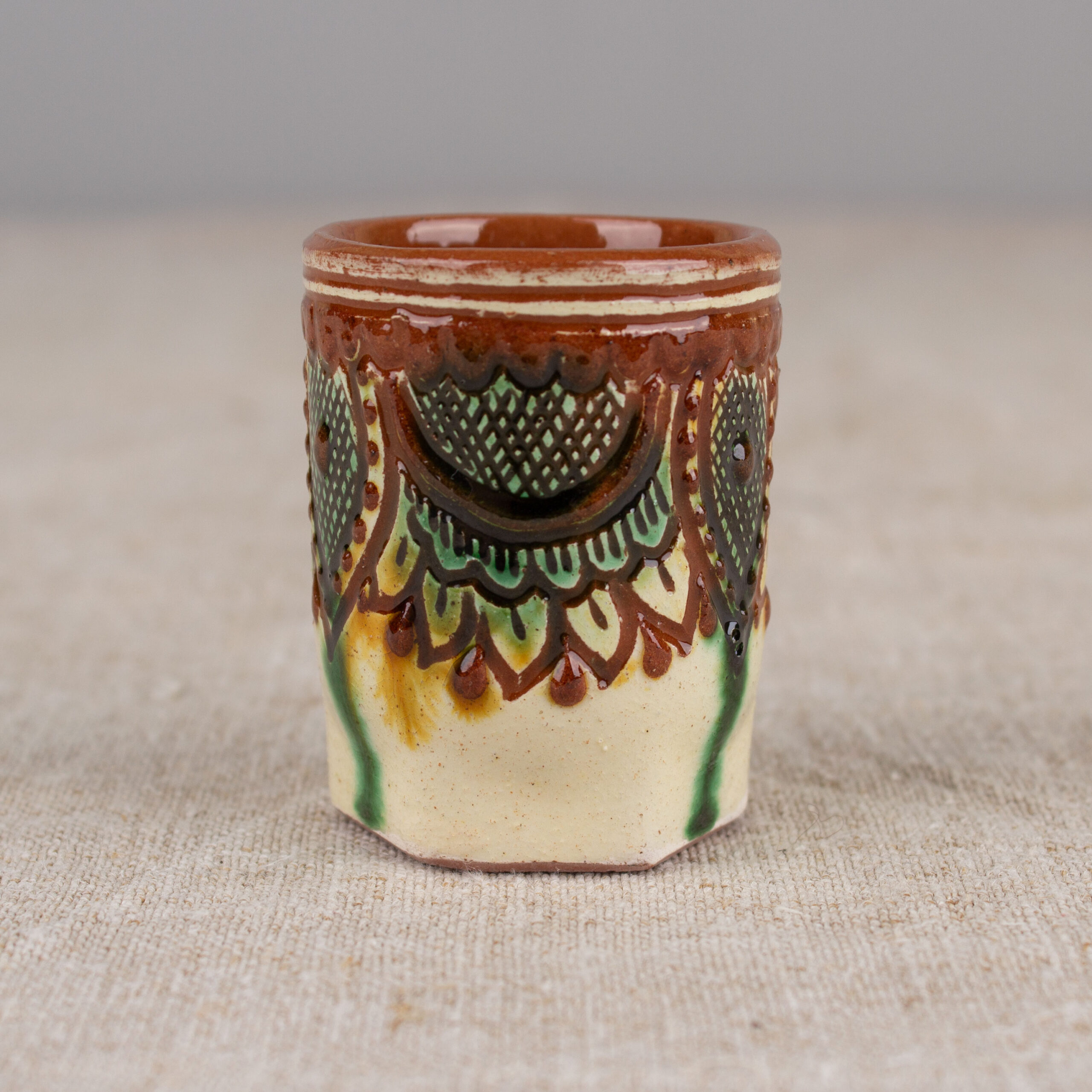 Kosiv Ceramic shot glass